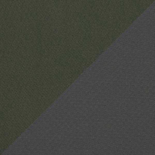 Olive Top / Grey Panels