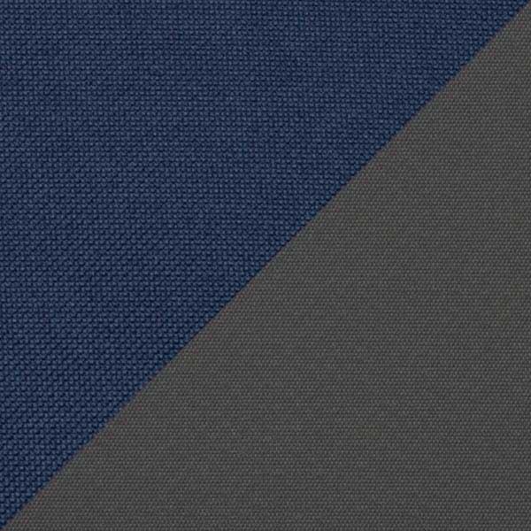 Royal Blue Top / Grey Panels